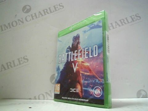 Lot 3041 BATTLEFIELD V XBOX ONE GAME