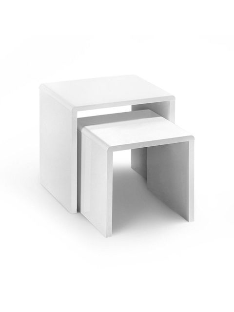 Lot 1256 BOXED MANHATTAN NEST OF TABLES (1 BOX) RRP £159.00