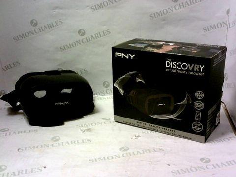 Lot 2153 BRAND NEW BOXED PNY VIRTUAL REALITY HEADSET