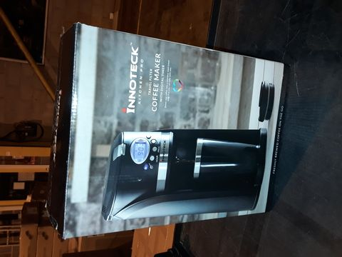 Lot 10507 INNOTECK DS-5907 BEAN TO CUP COFFEE MAKER