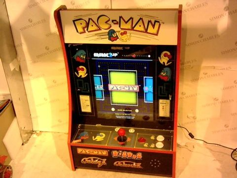Lot 11907 ARCADE1UP PAC-MAN PARTY-CADE