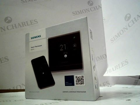 Lot 8075 SIEMENS SMART THERMOSTAT RDS110