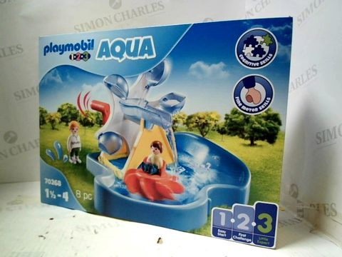 Lot 4026 PLAYMOBIL AQUA SET