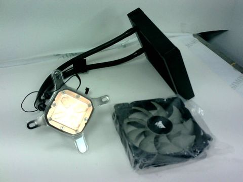 Lot 4211 CORSAIR H60 120MM LIQUID CPU COOLER