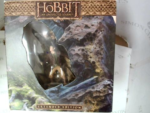Lot 588 THE HOBBIT UNEXPECTED JOURNEY FIGURINE