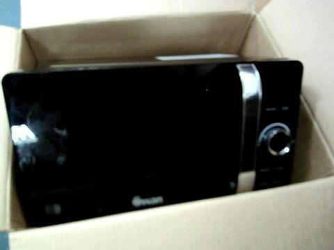 Lot 5202 SWAN 20-LITRE DIGITAL MICROWAVE  RRP £79.99