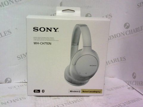 Lot 967 SONY WH-CH710N NOISE CANCELLING WIRELESS HEADPHONES