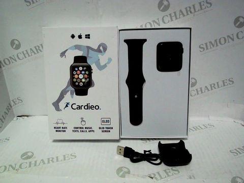 Lot 529 CARDIEO SPORTS SMART WATCH