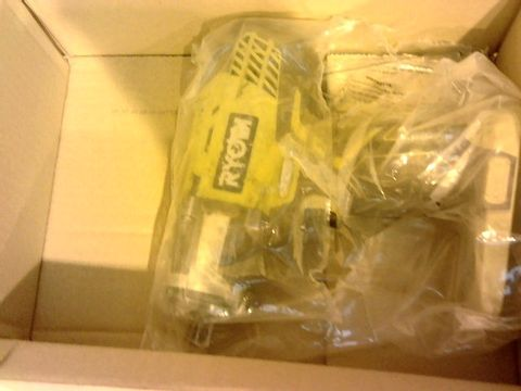 Lot 12192 RYOBI 18V SPEED IMPACT WRENCH