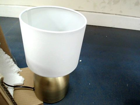 Lot 180 ROWE MINI TOUCH TABLE LAMP RRP £18.00