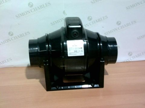Lot 2218 MANROSE MF100S MIXED FLOW IN-DUCT FAN