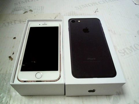 Lot 306 BOXED APPLE IPHONE 6S (A1688) SMARTPHONE - CAPACITY UNKNOWN