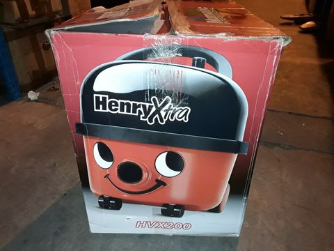 Lot 2417 NUMATIC INTERNATIONAL HENRY HVX200 HENRY EXTRA VACUUM CLEANER