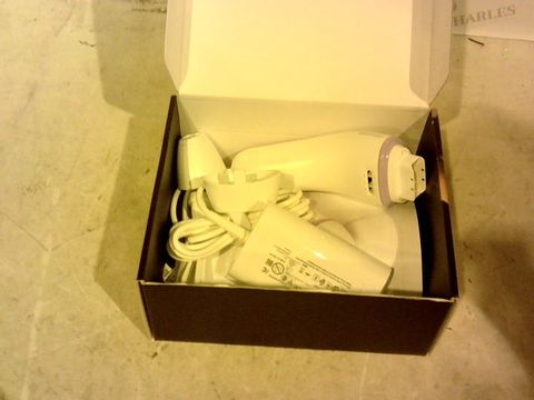 Lot 11831 BRAUN IPL SILK EXPERT PRO 3 PL3132 LATEST GENERATION IPL, PERMANENT VISIBLE HAIR REMOVAL