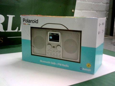 Lot 1305 POLAROID DAB+/FM RADIO