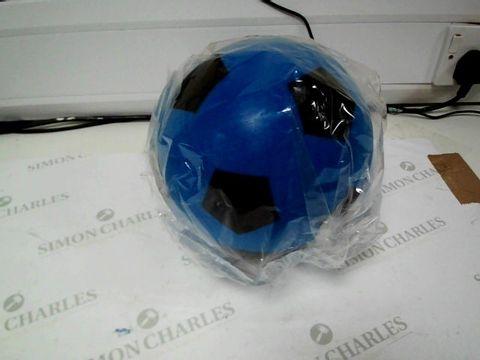 Lot 4890 BLUE FLYAWAY FOOTBALL