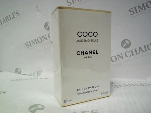 Lot 3063 BRAND NEW AND SEALED CHANEL COCO MADEMOISELLE EDP 100ML