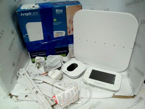 Lot 1128 ANGEL CARE BABY MONITOR SYSTEM
