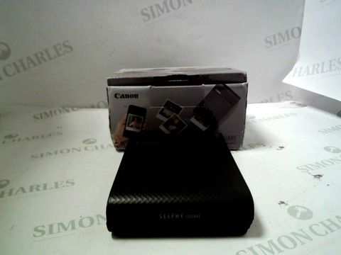 Lot 4189 CANON SELPHY SQUARE Q10 INSTANT PHOTO PRINTER  RRP £199.00