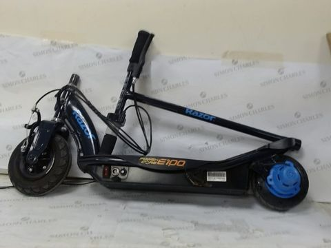 Lot 195 RAZOR ELECTRIC SCOOTER