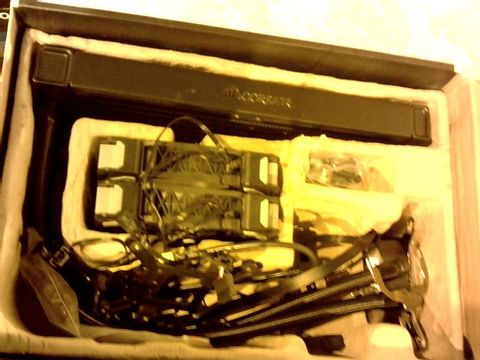 Lot 11647 CORSAIR H100I RGB PLATINUM AIO CPU COOLER