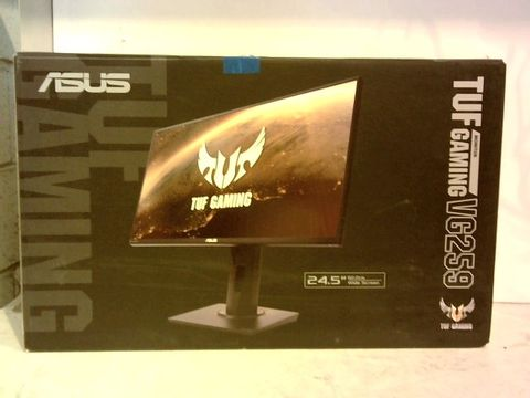 Lot 258 ASUS TUF GAMING VG259Q 25-INCH 4FHD UP TO 144HZ GAMING MONITOR