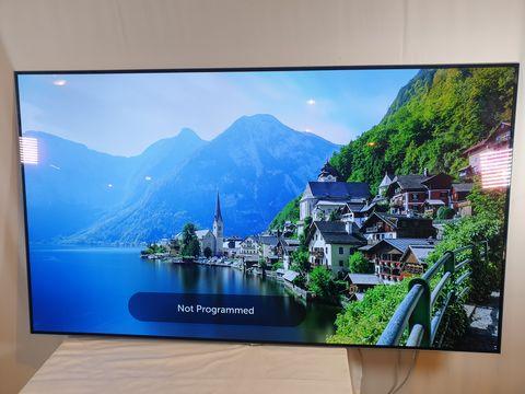 Lot 669 LG OLED65B6V 65 INCH 4K HDR SMART TELEVISION
