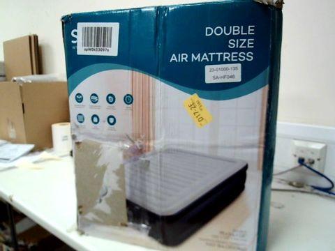 Lot 603 SABLE DOUBLE AIR MATTRESS