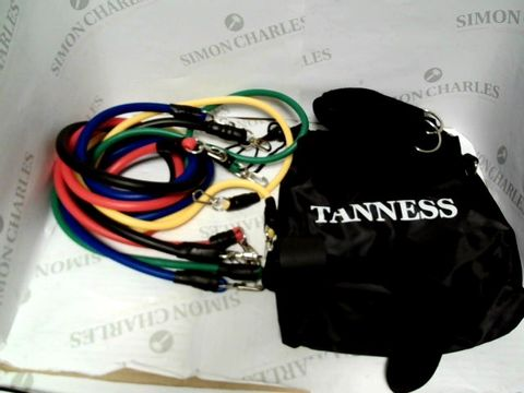 Lot 7336 TANNESS RESISTANCE BANDS