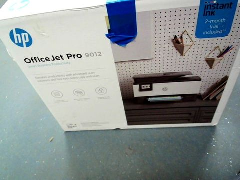 Lot 8404 HP OFFICEJET PRO 9012 MULTIFUNCTIONAL PRINTER