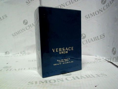 Lot 5050 BRAND NEW AND SEALED VERSACE EROS EDT 100ML