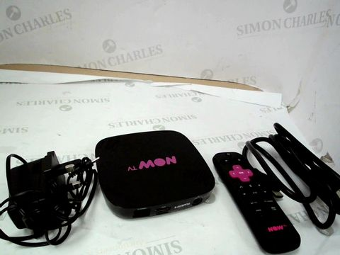 Lot 10073 NOW TV SMART BOX