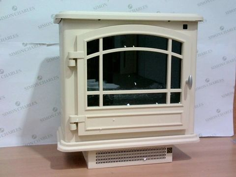 Lot 3398 POWERHEAT INFRARED QUARTZ ELECTRIC STOVE HEATER