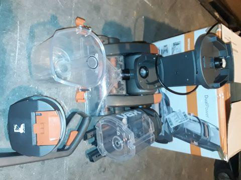 Lot 2560 VAX DUAL POWER CARPET CLEANER, 2.7 LITRE