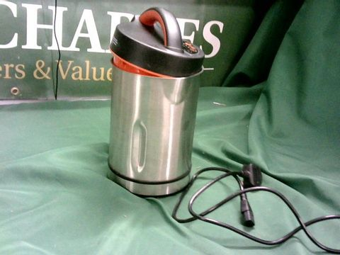 Lot 4046 MORPHY RICHARDS 48822 SOUP MAKER, STAINLESS STEEL 1000W, 1.6L