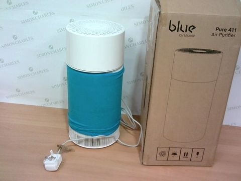 Lot 1428 BLUEAIR BLUE PURE 411 AIR PURIFIER
