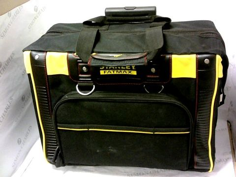 Lot 8109 STANLEY FMST1-80148 FAT MAX ROLLING BAG  RRP £120.00