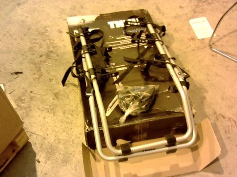 Lot 12616 THULE TH9680 FREEWAY BICYCLE CARRIER REAR-MOUNTED FOR 3 BIKES