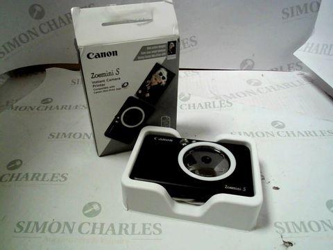 Lot 4133 CANON ZOEMINI S 2IN1 INSTANT CAMERA  RRP £219.00