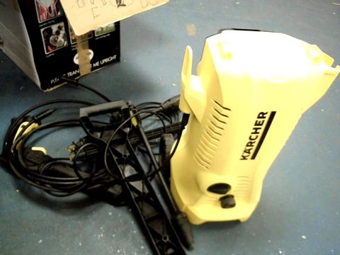 Lot 12445 KARCHER PRESSURE WASHER