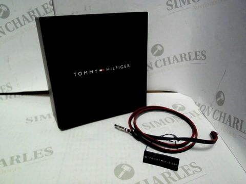 Lot 403 TOMMY HILFIGER CASUAL WRAP BRACELET RRP £195.00