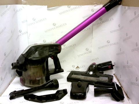 Lot 313 HOOVER H-FREE 200 PETS 3IN1 CORDLESS STICK VACUUM CLEANER
