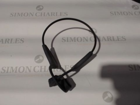 Lot 3418 GLOBALCROWN BONE CONDUCTION HEADPHONES WIRELESS