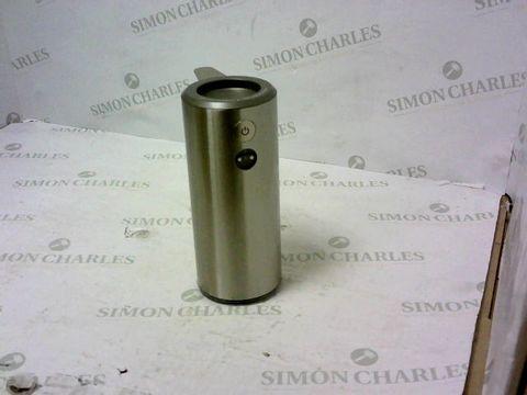 Lot 11340 SIMPLEHUMAN ST1043 266ML RECHARGEABLE LIQUID SOAP SENSOR PUMP, BRUSHED HIGH-GRADE STAINLESS STEEL