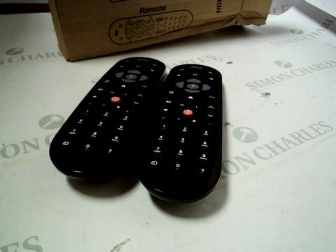 Lot 8121 TWO SKY REMOTE CONTROLS