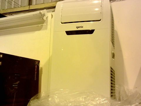 Lot 15326 IGENIX COOLING FAN AND DEHUMIDIFIER WHITE