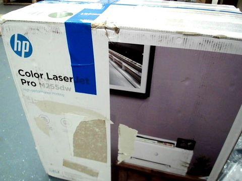 Lot 8408 HP COLOUR LASERJET PRO M255DW PRINTER