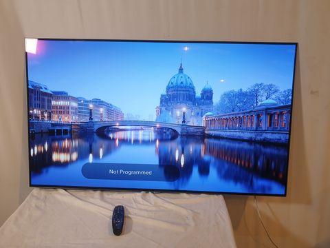 Lot 22 LG OLED55B6V-ES 55 INCH OLED 4K ULTRA HD PREMIUM SMART TV