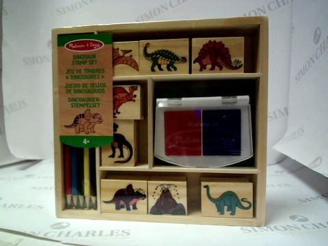 Lot 184 DINOSAUR STAMP SET