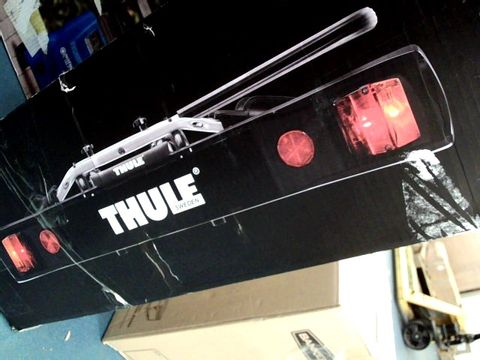 Lot 7466 THULE RIDE ON TOWBAR CARRIER FOR TWO BIKES